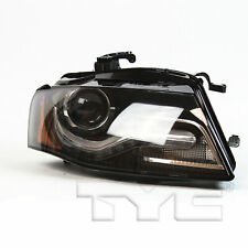TYC Right Side Xenon HID Headlight Lamp Assembly for Audi A4 S4 2009-2011