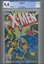 X-Men #13 CGC 9.4 1992 Marvel Comic :  New Frame