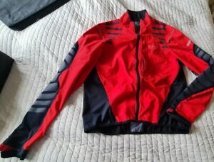 GORE  Cycling Jacket Large Mens red