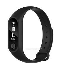 Waterproof Bluetooth Smart Watch Wrist Band Heart Rate Monitor for Android IOS