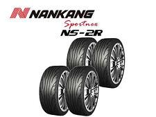 4x Nankang NS-2R - Track Day/Race/Road - 235/40 ZR17 94W - (180, STREET)