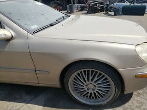 1999 2001 02 04 05 2006 MERCEDES-BENZ W220 S430 S500 RIGHT PASSENGER FENDER GOLD