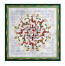 GLENDON PLACE Cross Stitch Pattern Chart UP ON THE ROOFTOP Christmas