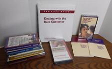 Resolving Conflicts, Irate Customers, Criticism Business Development VHS Tapes