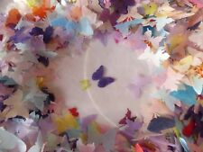 3 Litres of Rainbow Mix Tissue Butterfly Wedding/Confetti/CelebrationDecoration