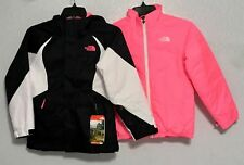 THE NORTH FACE Youth Girls Kira Triclimate 3-in-1 Ski Jacket - Girl's Size Small