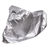 Motorcycle Cover Medium 2320 x 1000 x 1350mm SEALEY MCM by Sealey