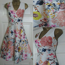 BHS Floral V Neck Dresses for Women