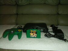 N64 GAME CONSOLE COMPLETE WITH {AUTHENTIC} RAYMAN 2