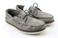 Sperry Top-Sider Authentic Original Men's Grey Sneaker UK 8/ EU 42/ 251
