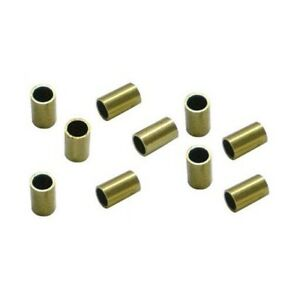"NSR 4855 3/32"" Brass Axle Spacers 0.160""/4.00mm, 10/pk"