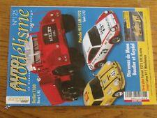 $$$ Revue Auto modelisme N°125 Porsche 911S LMBerliet T100Lola 3 LLotus 97