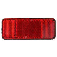 Bike Safety Rear Lamp Reflector Highly Light Cycling Accessories P4S8