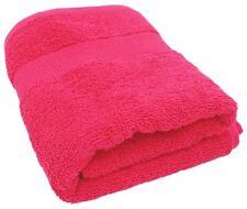 """rose coton égyptien Gant de toilette salle bain serviette 600gsm 11 """" - 29cm"""