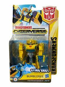 Transformers Bumblebee Cyberverse Hasbro 14 cm