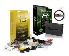 iDatalink Maestro ADS-MRR Steering Wheel Controls w/ Toyota HRN-RR-TO1 Interface
