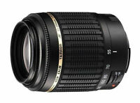 (1R17)  Tamron AF 55-200mm 4-5,6 Di II LD Macro digitales Objektiv für Canon NEU