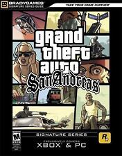 Grand Theft Auto: San Andreas(tm) Official Strategy Guide (XBOX and PC) (Signatu