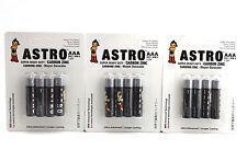 1920x AA Batteries Wholesale Bulk Astro Super Heavy Duty Carbon Zinc 1.5V 2016