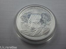 2014 Australian Koala 1 oz Fine Silver Bullion Coin With Chinese Privy Mark
