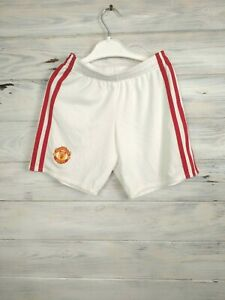 Manchester United Shorts Size 5-6 y Football Soccer Adidas AI6711