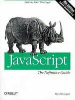 Javascript Libro en Rústica David Flanagan