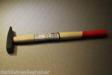 Schlosserhammer 100 g holz stiel hammer für hobbi und garten neu top DIN 1041
