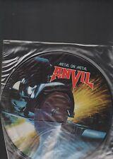 ANVIL - metal on metal LP picture disc