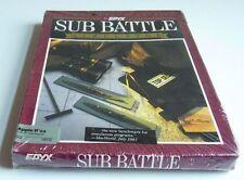 2 Apple: sub battle simulator-Epyx 1987