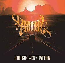 Drunken Rollers - Boogie Generation [CD New]