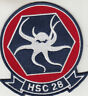 HSC-28 DRAGON WHALES COMMAND CHEST PATCH
