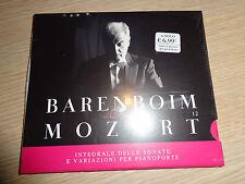 CD N°12 BARENBOIM IL MIO MOZART Sonate Per Pianoforte N.6-7-8