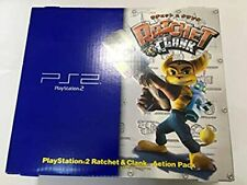 PlayStation 2 Ratchet & Clank Action Pack SCPH-39000RC Japan PS2