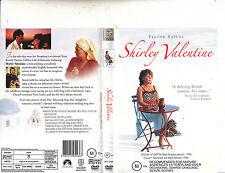 Shirley Valentine-1989-Pauline Collins-Movie-DVD