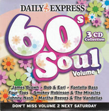 A&M Soul Promo Music CDs