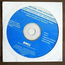 CD for reinstalling V.9X (Capable)/56K Dat/Fax Modem for Windows Dell