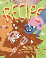 RECIPE - NEW HARDCOVER BOOK