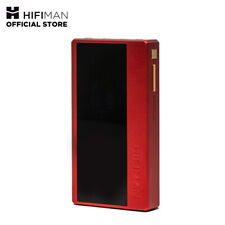 HIFIMAN HM1000 Bluetooth/USB Hi-Res Portable DAC-3.5mm/4.5mm Balanced Output,Red