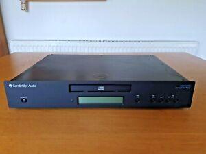 Cambridge Audio Azur 540C CD Player GC tested black Remote Control V2.0