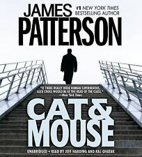 CAT & MOUSE unabridged audio book on CD by JAMES PATTERSON