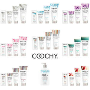 Coochy Rash Free Full Body Shave Cream Moisturizing Conditioning for Men & Women
