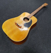 Len Lewis Vintage Guitarra acústica,! usado! suena fantástico rkllw 291018