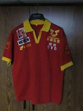 ZONGSHEN DVD TOTAL MICHELIN embroidered shirt size men's medium VGC TEAM CHINA