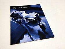 1999 Buick Park Avenue Preview Brochure USA