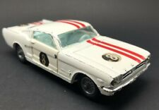 CORGI 325 FORD MUSTANG COMPETITION, SPOKED WHEELS, EXCELLENT, NO BOX