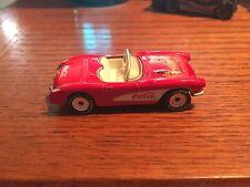 1998 Matchbox Coca Cola 57' Corvette
