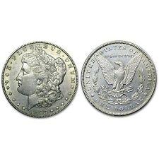 1898-P SILVER MORGAN DOLLAR /SCARCE/DOUBLE SHARP/ #402