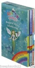 NEW BOX 3 x RAINBOW MAGICAL  FAIRY ADVENTURES FAIRIES Rihanna Flora  Ally