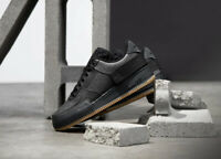 Nike Air Force 1 Type Mens Black Brown Gum Shoe Trainer Sneaker  UK Size 6-12