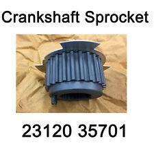 New OEM Crankshaft Sprocket 23120 35701 for Kia Sedona Sorento Amanti 3.5L 02-06